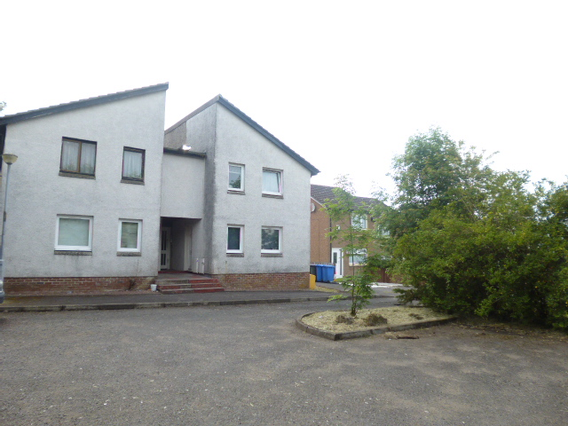 Robertson Close, Kirkmuirhill